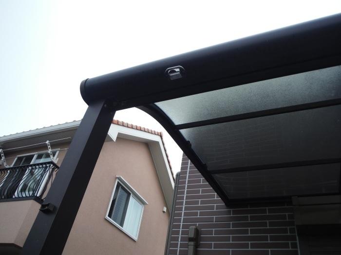 テラス屋根取替 ~ 台風被害で破損しました。_d0165368_04472351.jpg