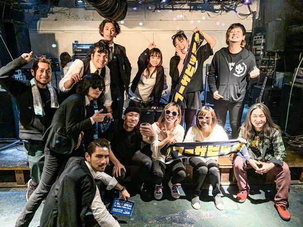 20191117 Live at 横浜B.B.street_d0082970_10185248.jpg