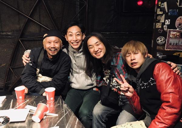 20191201 Live at 下北沢SHELTER_d0082970_10303849.jpg
