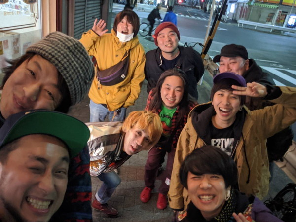 20191208 Live at 今池HUCK FINN_d0082970_10324207.jpg