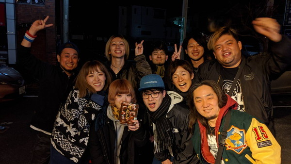 20191216 Live at 常陸多賀PARTY×PARTY_d0082970_10355760.jpg