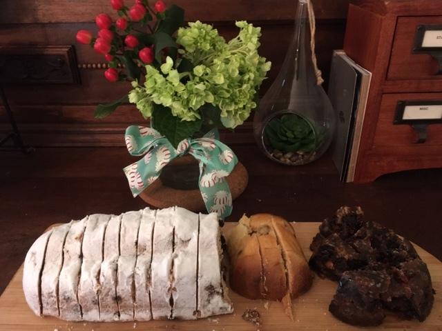 クリスマスのお菓子ーペネットーネ などなど_e0350971_10453113.jpg