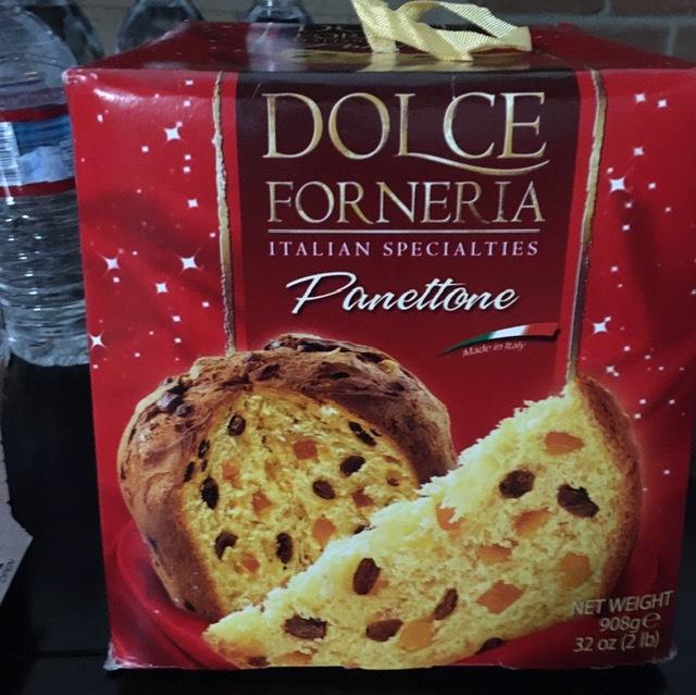 クリスマスのお菓子ーペネットーネ などなど_e0350971_10463145.jpg