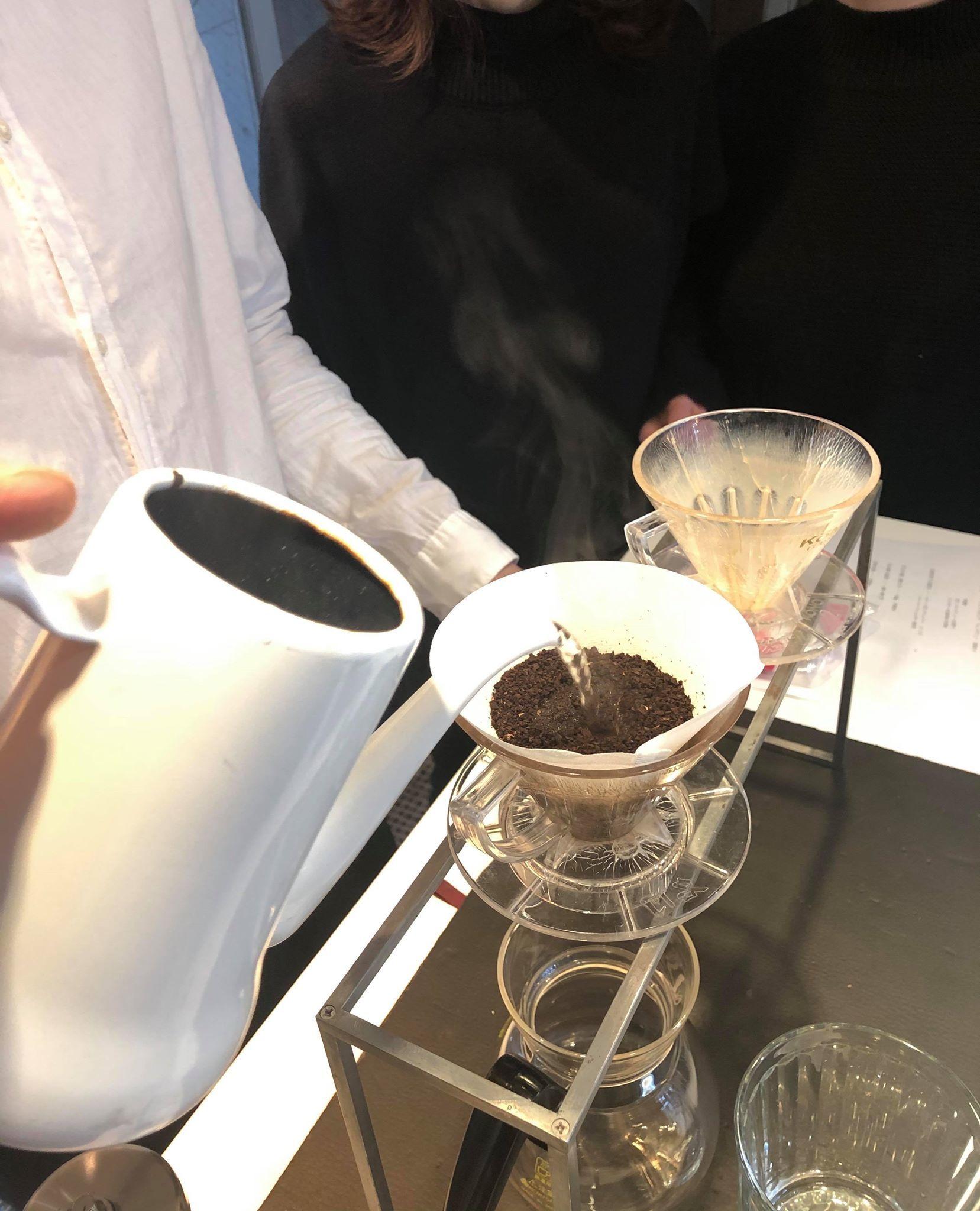 コーヒーの淹れ方教室_e0148373_10381813.jpg