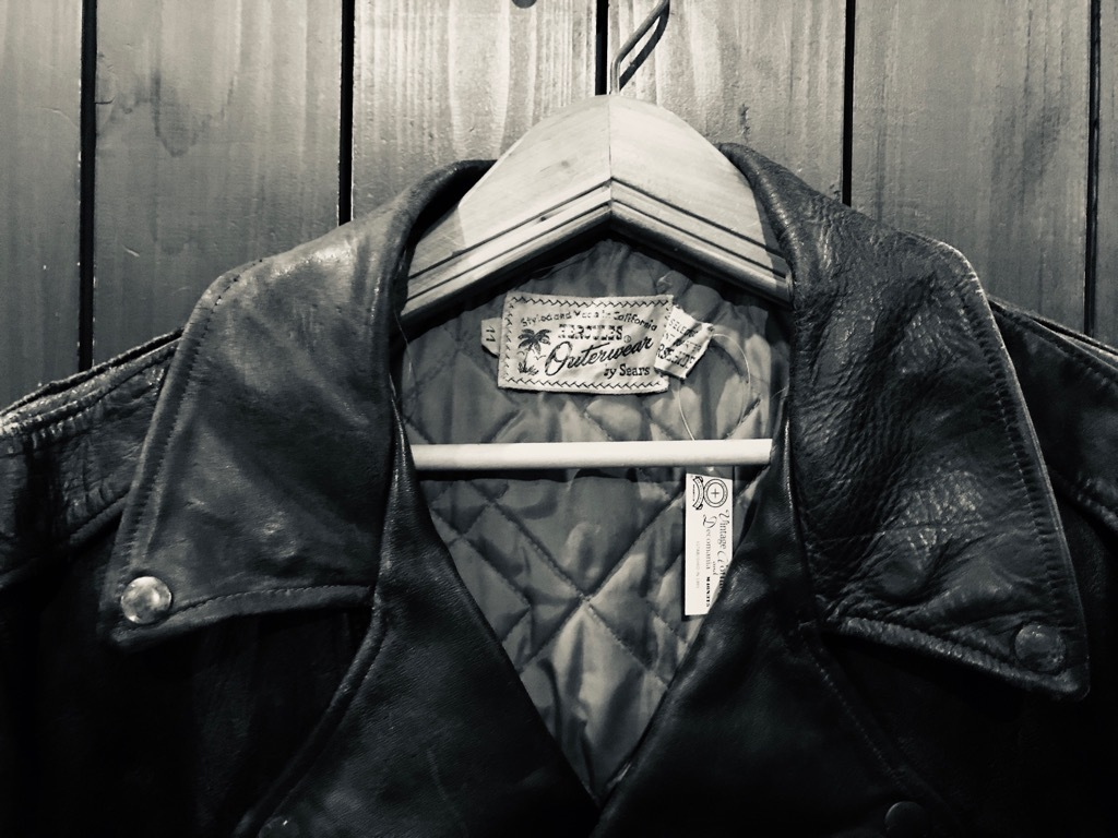 マグネッツ神戸店 12/21(土)Vintage入荷! #1 Leather Item!!!_c0078587_15430280.jpg