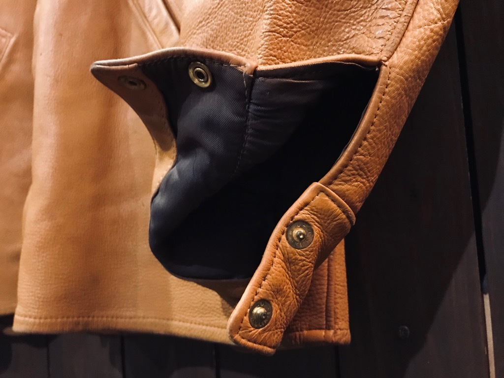 マグネッツ神戸店 12/21(土)Vintage入荷! #1 Leather Item!!!_c0078587_15484442.jpg