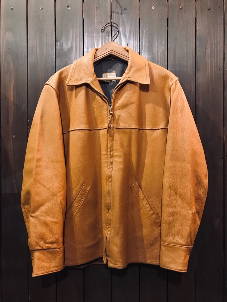 マグネッツ神戸店 12/21(土)Vintage入荷! #1 Leather Item!!!_c0078587_15484539.jpg