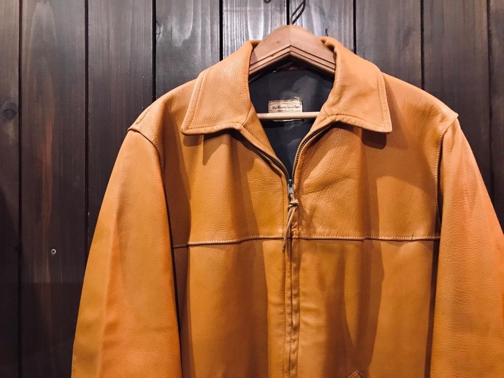マグネッツ神戸店 12/21(土)Vintage入荷! #1 Leather Item!!!_c0078587_15484590.jpg