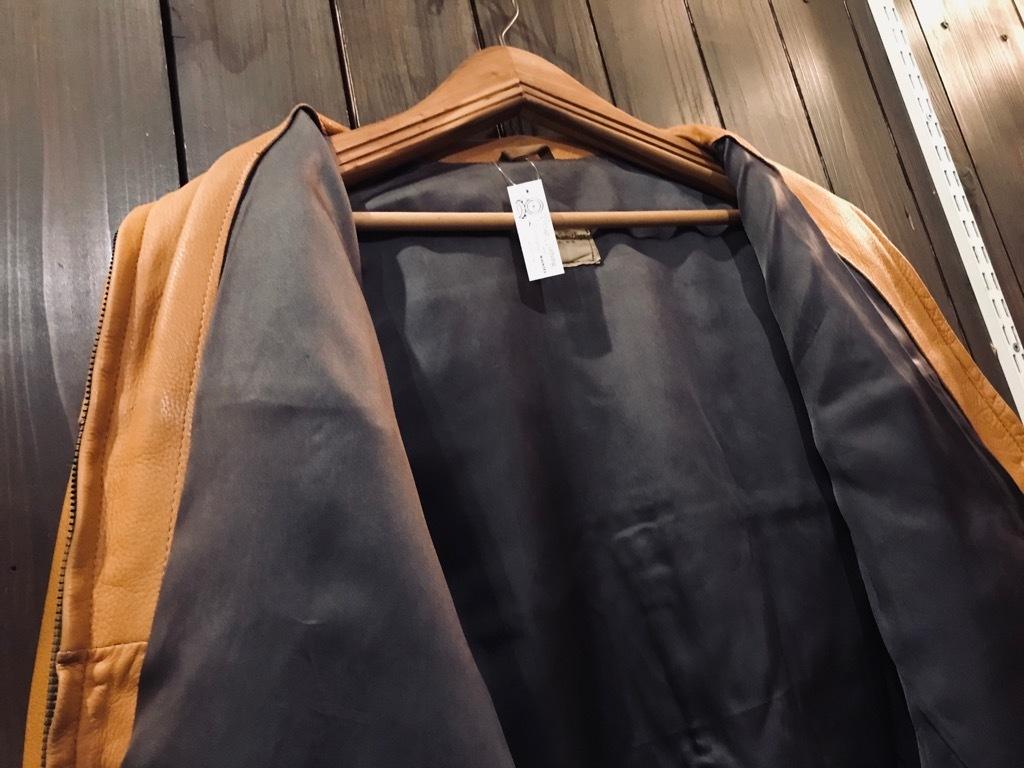 マグネッツ神戸店 12/21(土)Vintage入荷! #1 Leather Item!!!_c0078587_15505363.jpg
