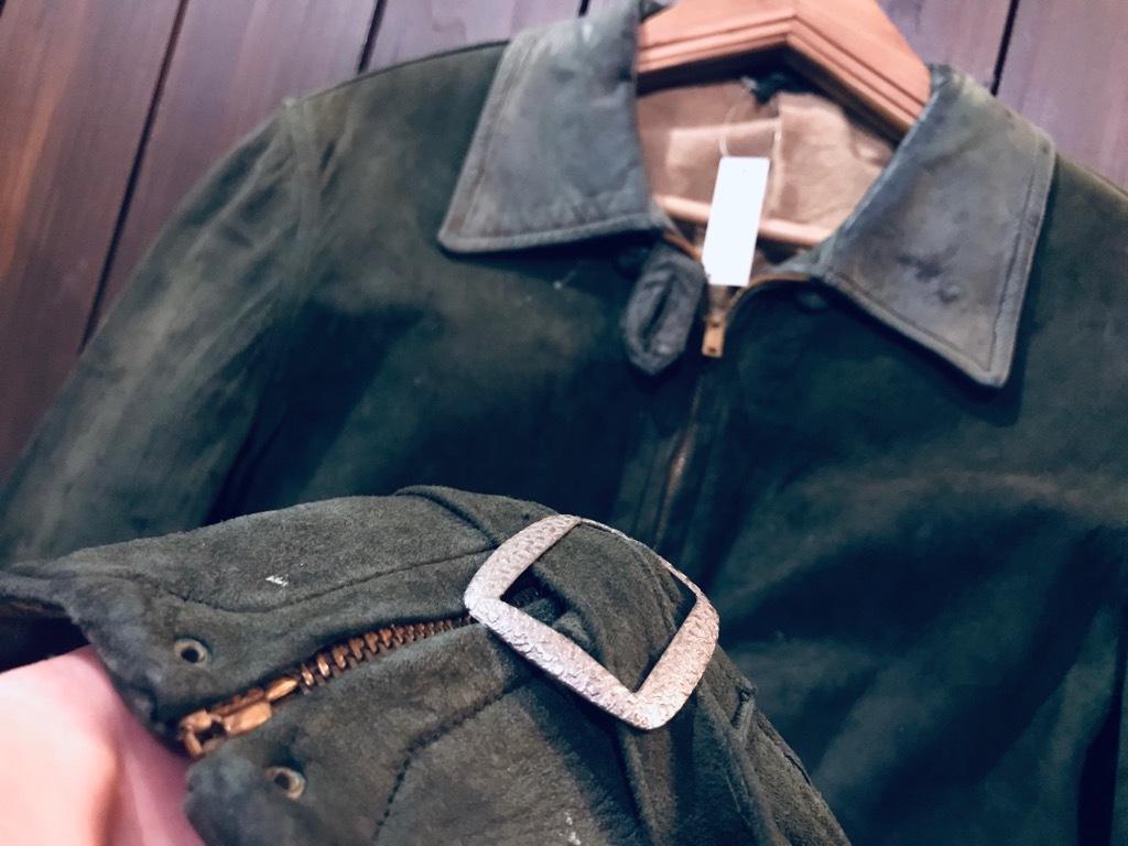 マグネッツ神戸店 12/21(土)Vintage入荷! #1 Leather Item!!!_c0078587_15512273.jpg