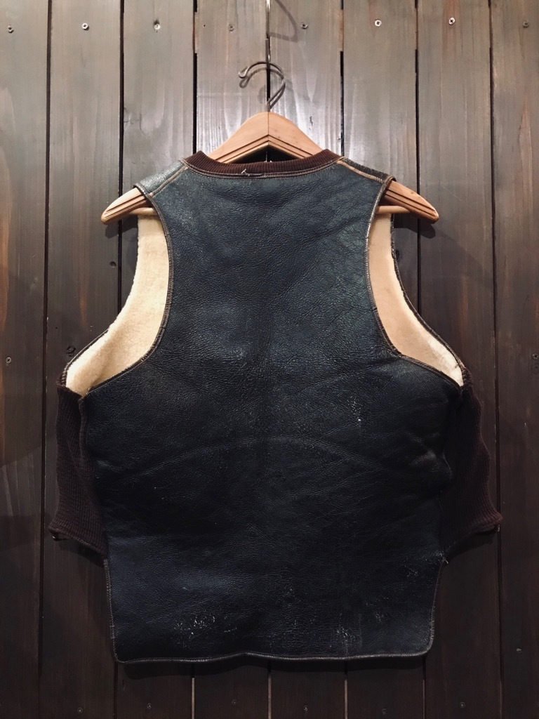 マグネッツ神戸店 12/21(土)Vintage入荷! #1 Leather Item!!!_c0078587_15553845.jpg