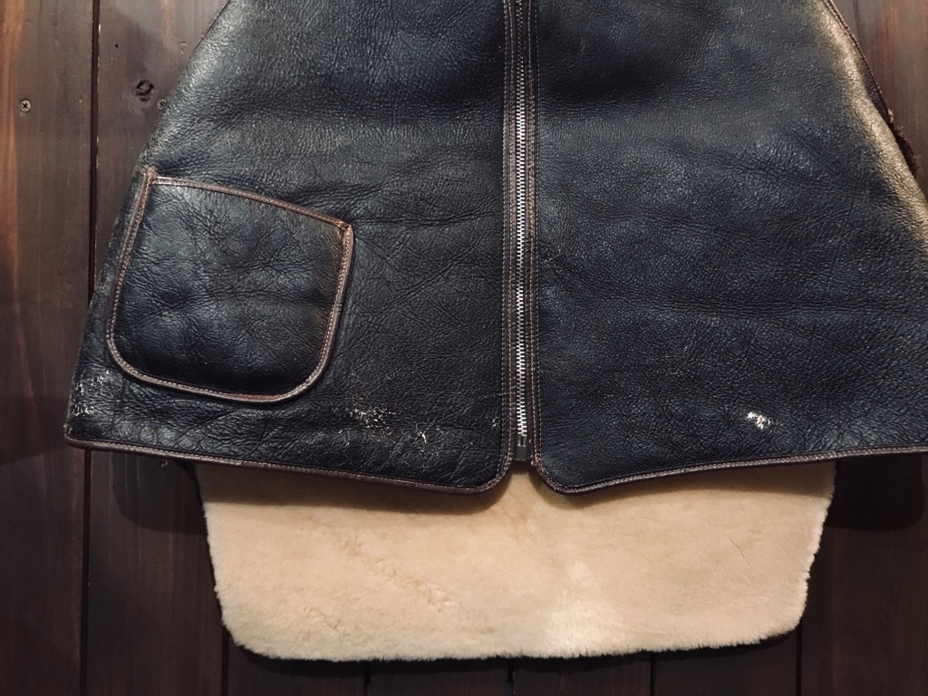 マグネッツ神戸店 12/21(土)Vintage入荷! #1 Leather Item!!!_c0078587_15553853.jpg