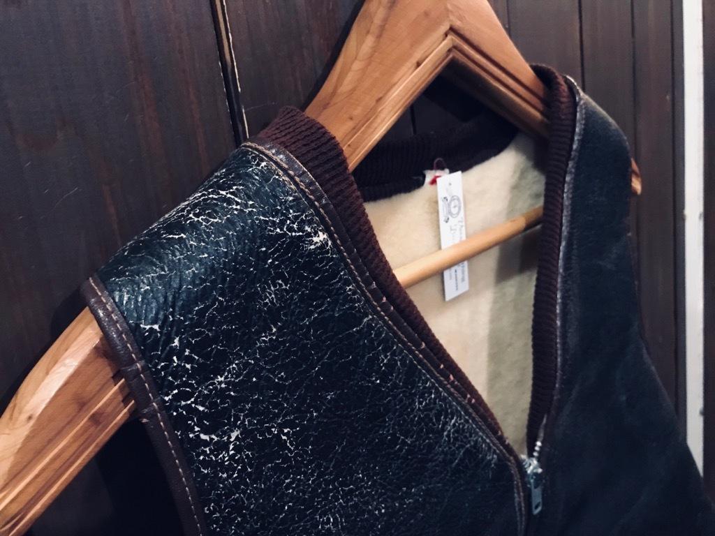 マグネッツ神戸店 12/21(土)Vintage入荷! #1 Leather Item!!!_c0078587_15553979.jpg