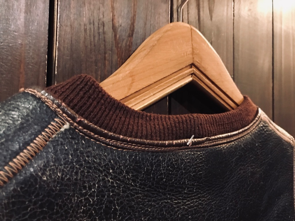 マグネッツ神戸店 12/21(土)Vintage入荷! #1 Leather Item!!!_c0078587_15571450.jpg