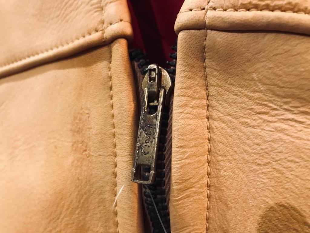 マグネッツ神戸店 12/21(土)Vintage入荷! #1 Leather Item!!!_c0078587_15581787.jpg