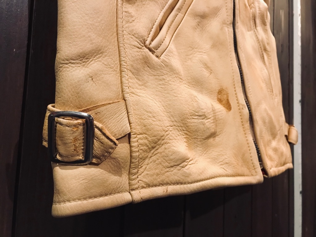 マグネッツ神戸店 12/21(土)Vintage入荷! #1 Leather Item!!!_c0078587_15595549.jpg