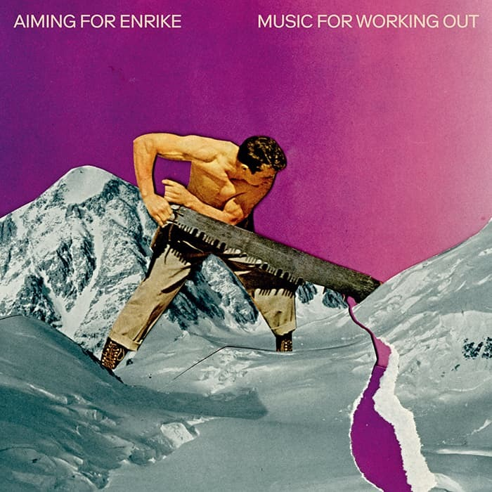 AIMING FOR ENRIKE / MUSIC FOR WORKING OUT / 2CD(FLAKES-227) / 2020.1.10 Out_a0087389_14152340.jpg