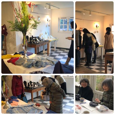 jewel studio M 個展10日目 最終日_d0233891_09532849.jpg