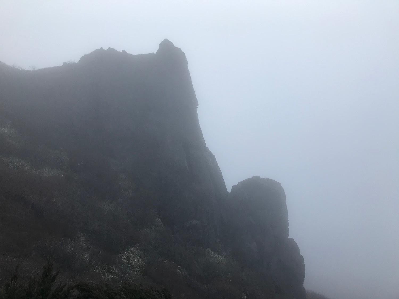 休みになると山歩きin久住-冬_f0232994_13181358.jpg