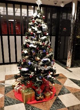 山の中のクリスマス_e0077899_10584139.jpg