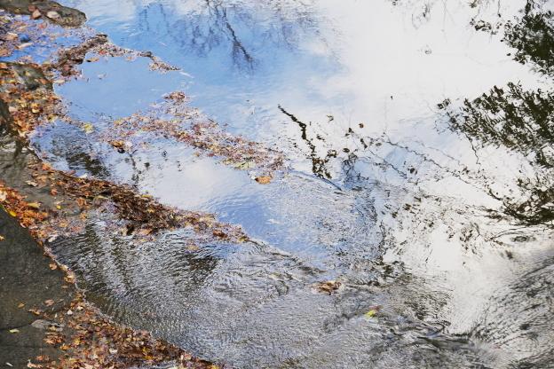 〜水面のソラ〜_c0152400_22274219.jpg