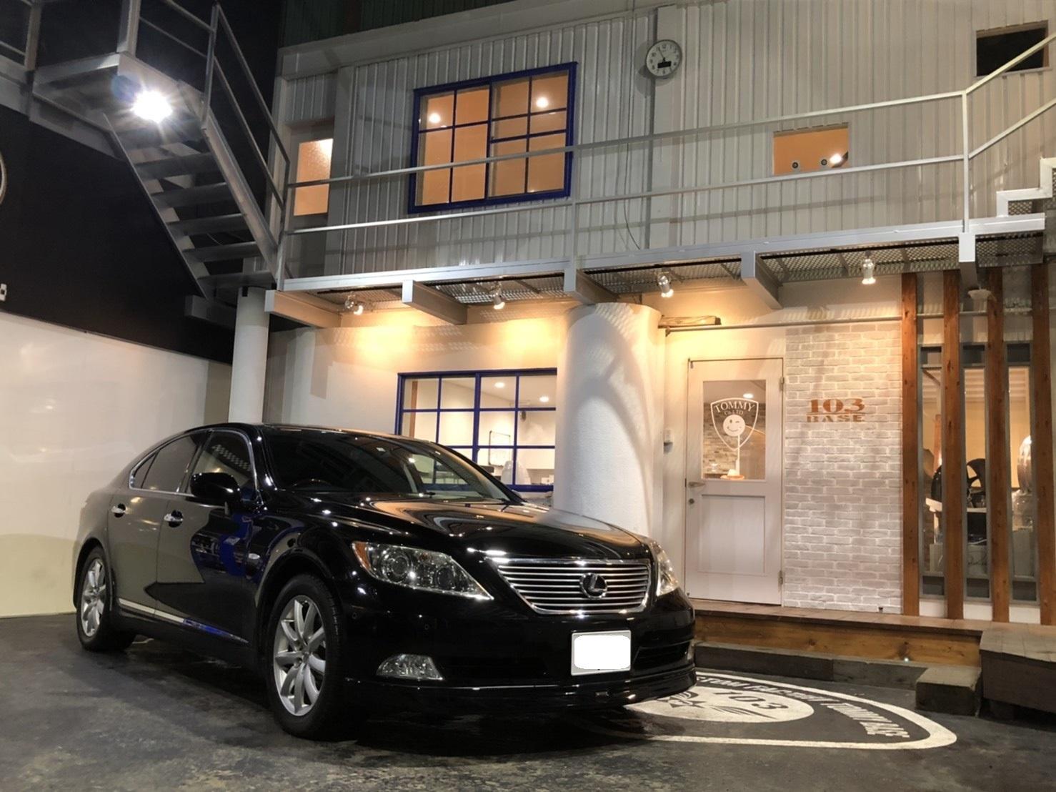 12月17日(火)トミーベースブログ☆レクサス♬LS460🎶LS600🎶フーガ♬スバル☆フォレスター☆レガシィ☆限定車🎶自社ローン♬ローンサポート_b0127002_19003838.jpg