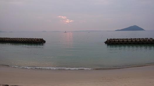 気忙しい中、海へ❗_a0130305_12160664.jpg