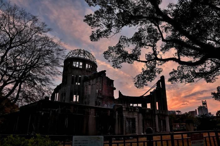 """広島のシンボル """"原爆ドーム"""" そのⅠ_a0140608_07320933.jpg"""