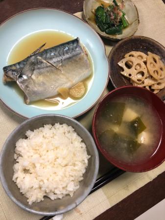サバの味噌煮_d0235108_20110821.jpg