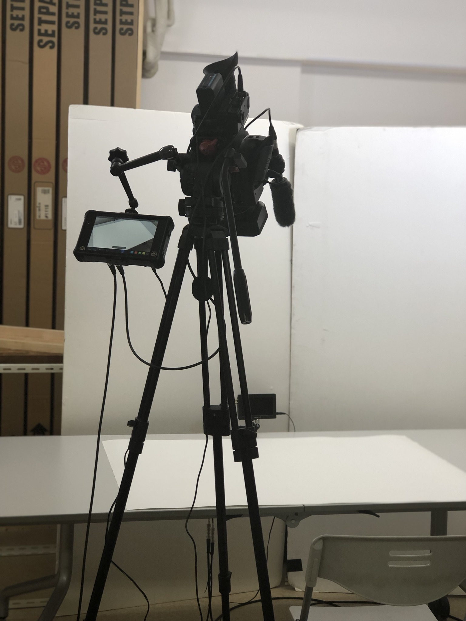 昨日もリボン刺しゅうオンライン講座の動画撮影に行ってきました_a0157409_09551828.jpeg
