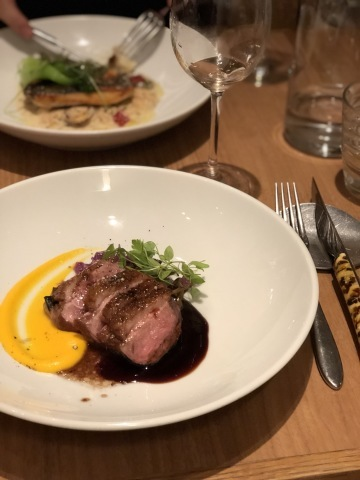 Le Monde Gourmandでバースデーディナー@自由が丘_a0157409_10045065.jpeg