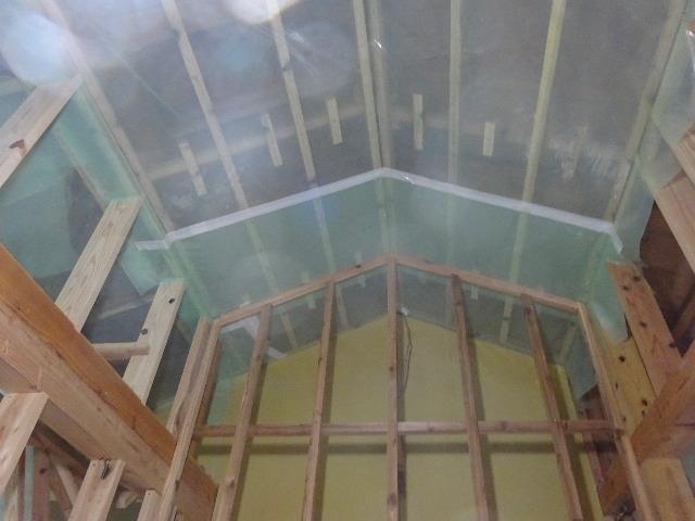 仙北町の家 大工工事が進行中です!_f0105112_04580963.jpg