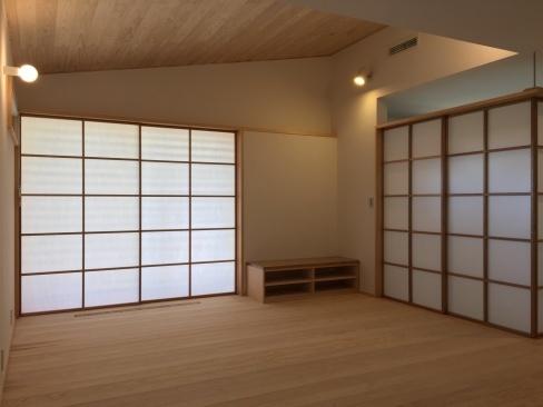 龍ヶ崎の家完成しました。_a0059217_09595336.jpg