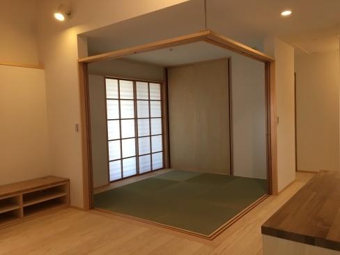 龍ヶ崎の家完成しました。_a0059217_09595721.jpg