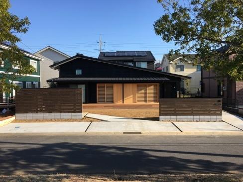 龍ヶ崎の家完成しました。_a0059217_10000682.jpg
