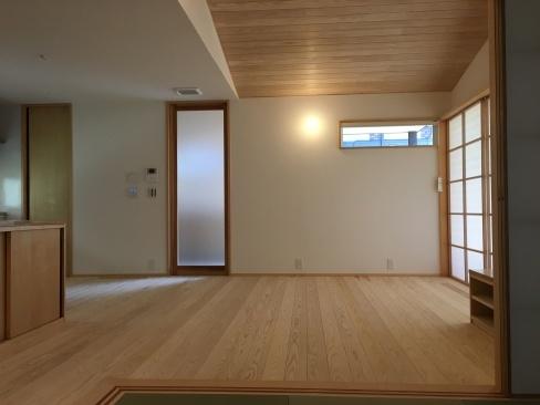 龍ヶ崎の家完成しました。_a0059217_10001227.jpg