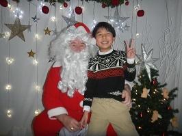 サンタさんが来ました!!_f0153418_11274585.jpg