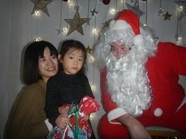 サンタさんが来ました!!_f0153418_11282182.jpg