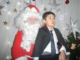 サンタさんが来ました!!_f0153418_11294096.jpg