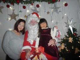 サンタさんが来ました!!_f0153418_11294977.jpg