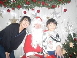 サンタさんが来ました!!_f0153418_11295974.jpg