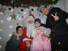 サンタさんが来ました!!_f0153418_11303249.jpg