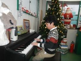 サンタさんが来ました!!_f0153418_11335306.jpg