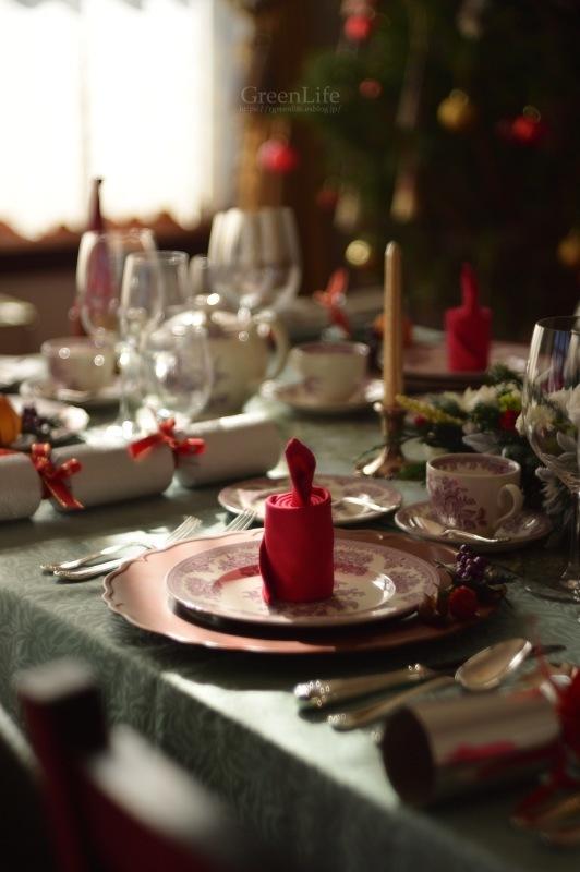 西洋館のクリスマス(イギリス館)_f0321522_21255436.jpg
