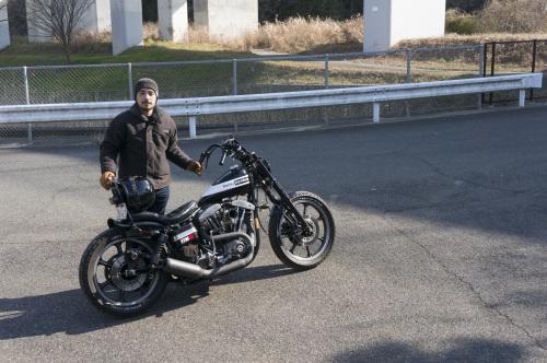 井町 貴宏 & Harley-Davidson FXEF(2019.01.20/CHIBA)_f0203027_11382467.jpg