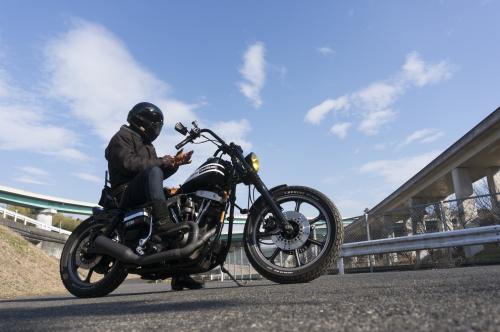 井町 貴宏 & Harley-Davidson FXEF(2019.01.20/CHIBA)_f0203027_11383317.jpg