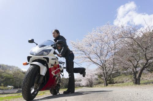 吉岡 晴子 & HONDA CBR600F4i(2019.04.09/YORII)_f0203027_11565853.jpg