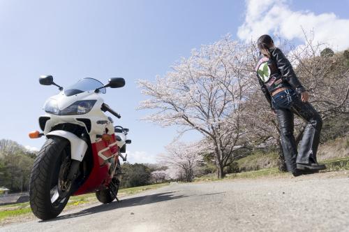 吉岡 晴子 & HONDA CBR600F4i(2019.04.09/YORII)_f0203027_11570780.jpg
