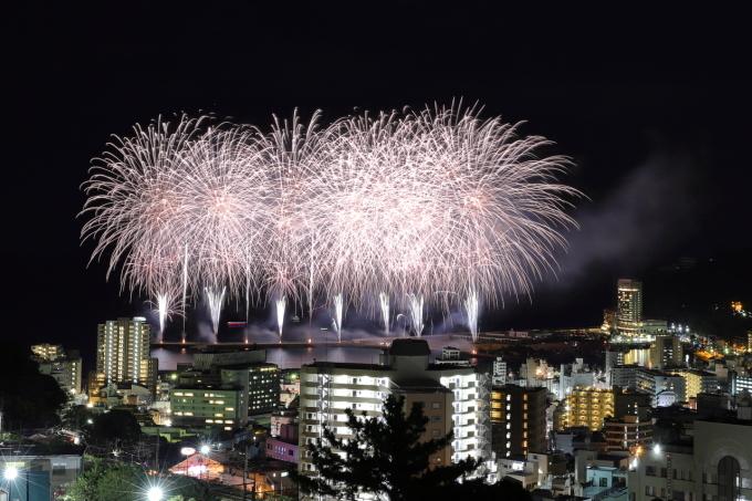 【熱海海上花火大会】_f0348831_21505285.jpg