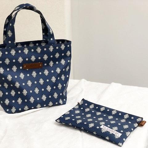 【ヴォーグ学園横浜校バッグ講座】生徒さんの素敵なバッグが完成♪_f0023333_22201265.jpg